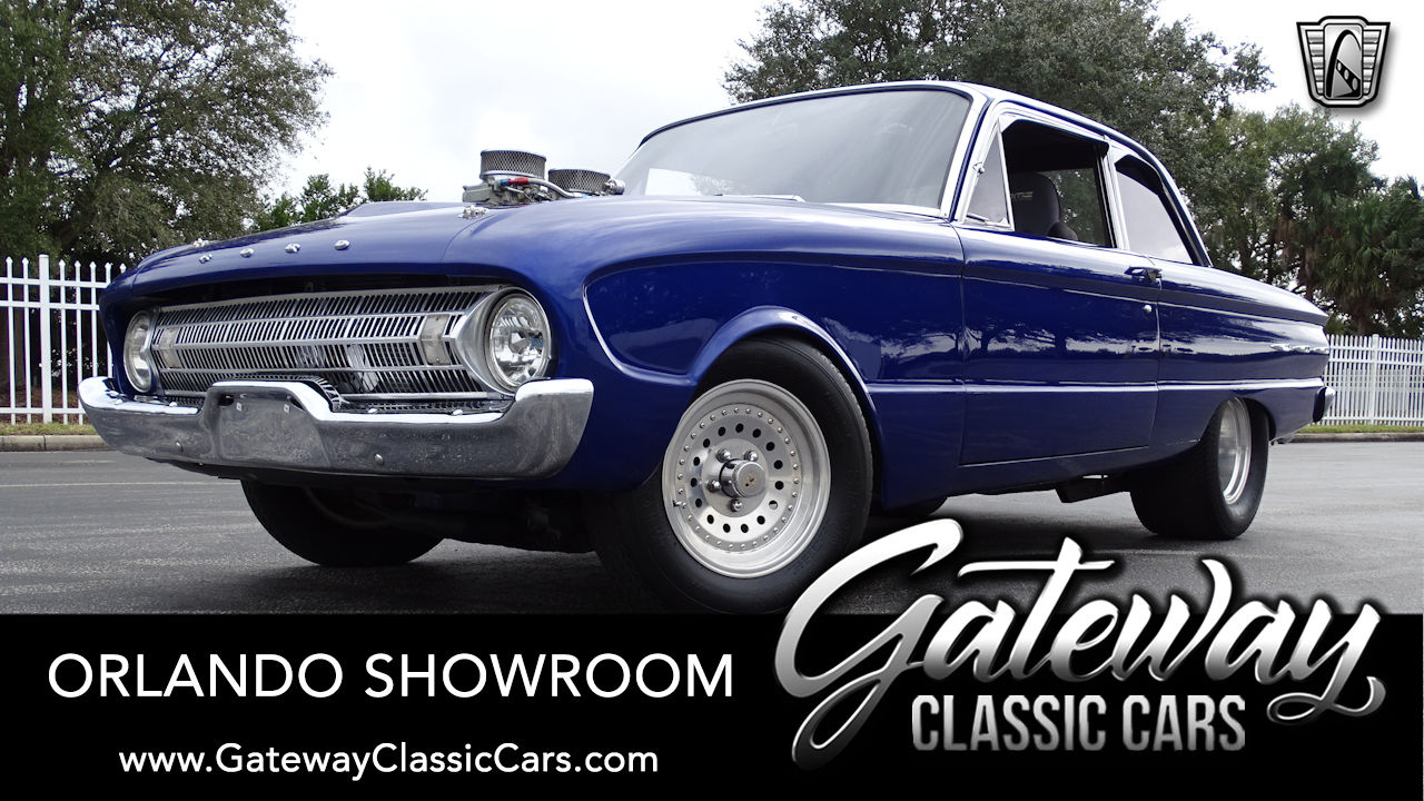 Used 1961 Ford Falcon