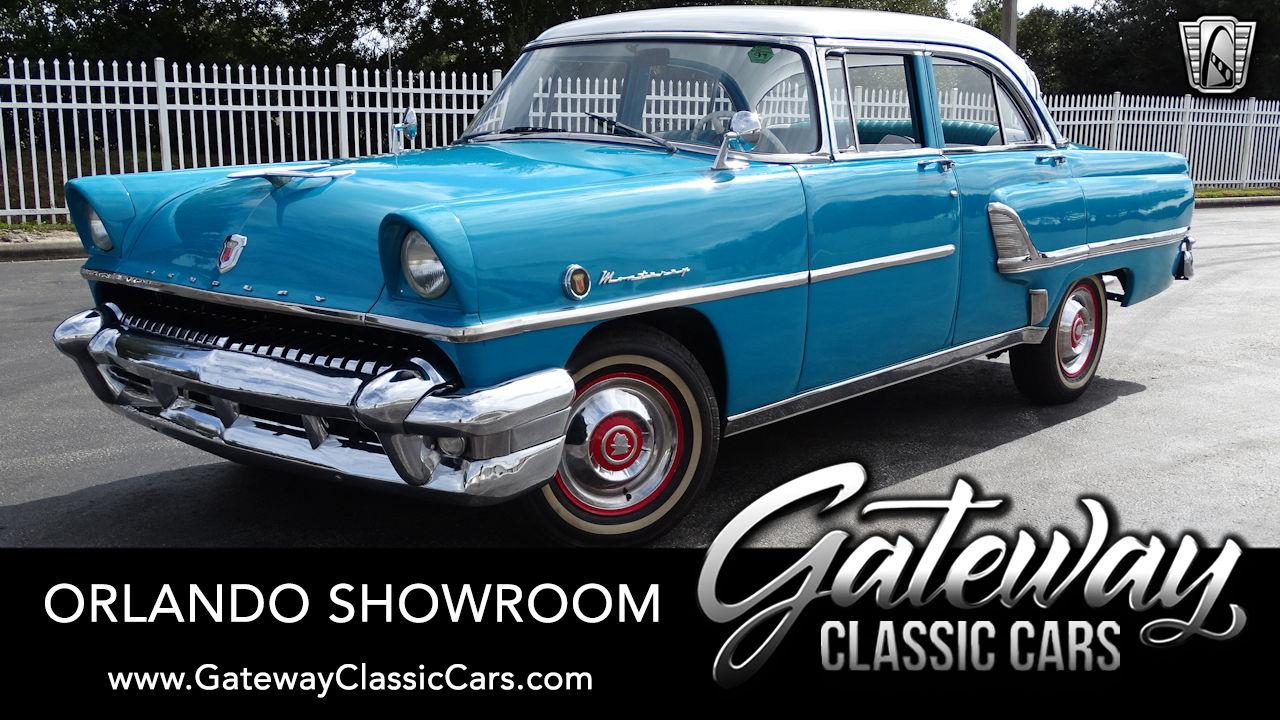 Used 1955 Mercury Monterey