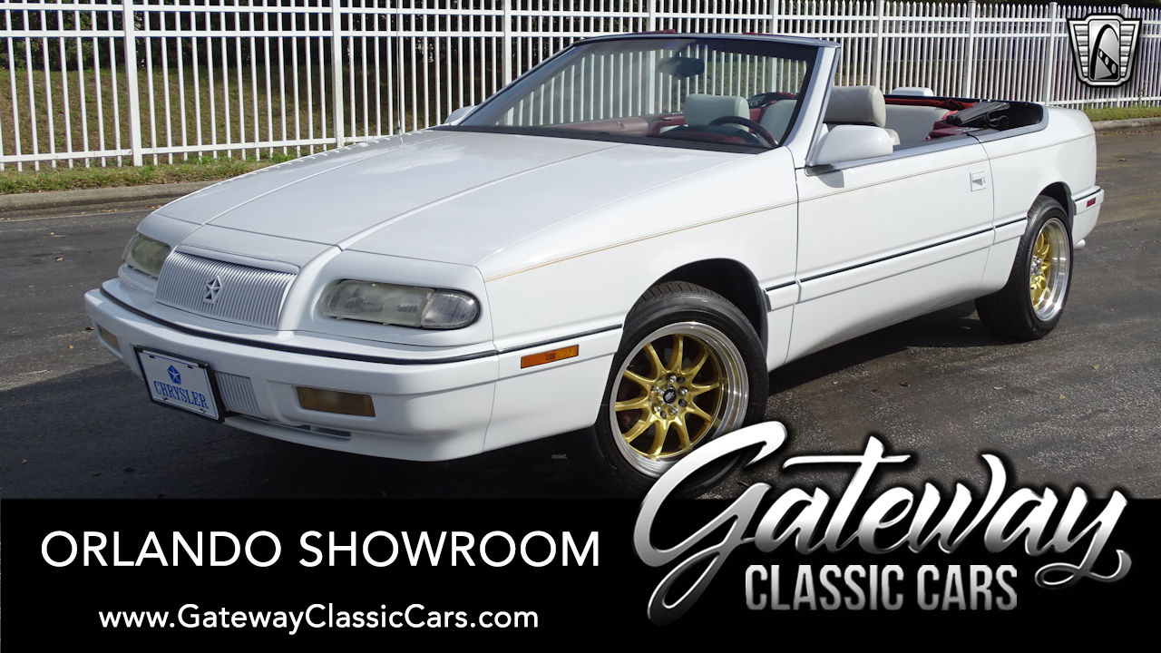 Used 1994 Chrysler Lebaron