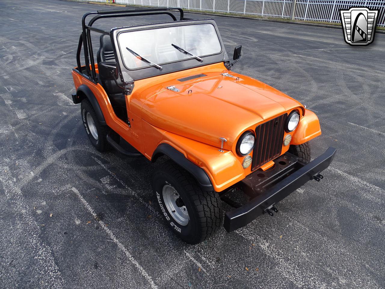 1976 Jeep CJ5 4