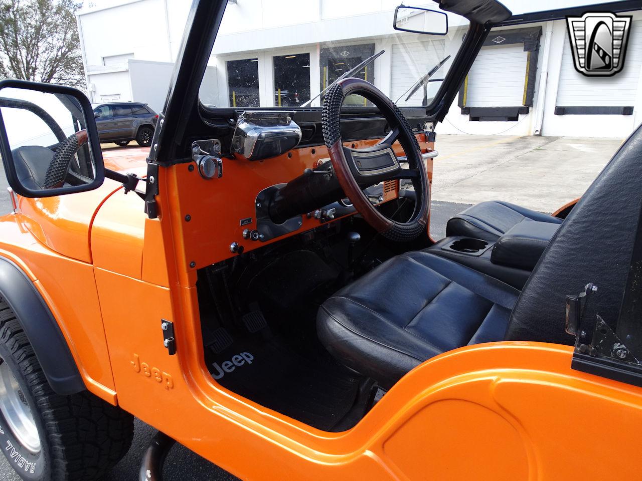 1976 Jeep CJ5 8