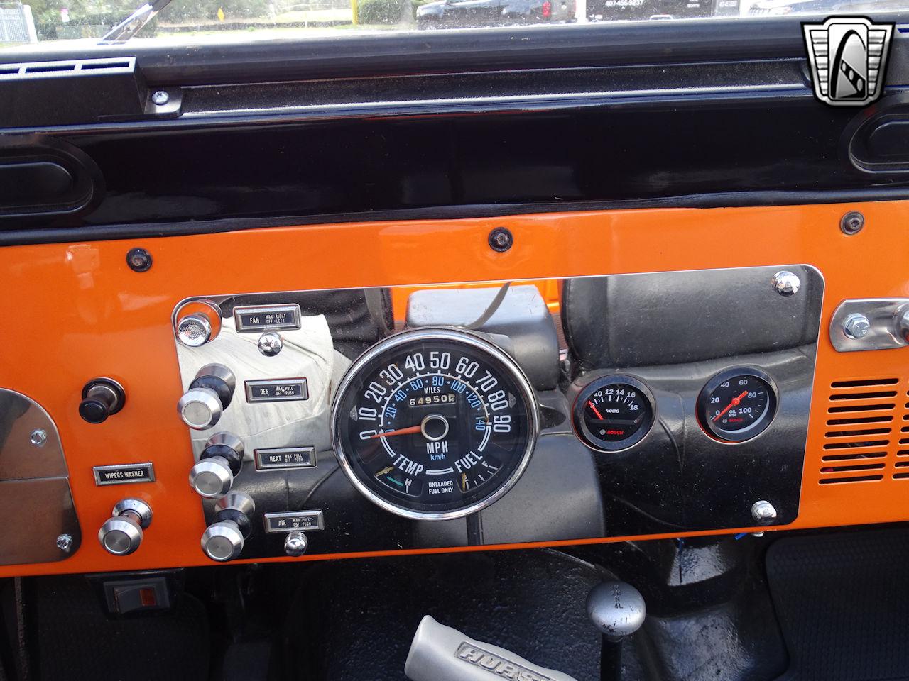 1976 Jeep CJ5 15
