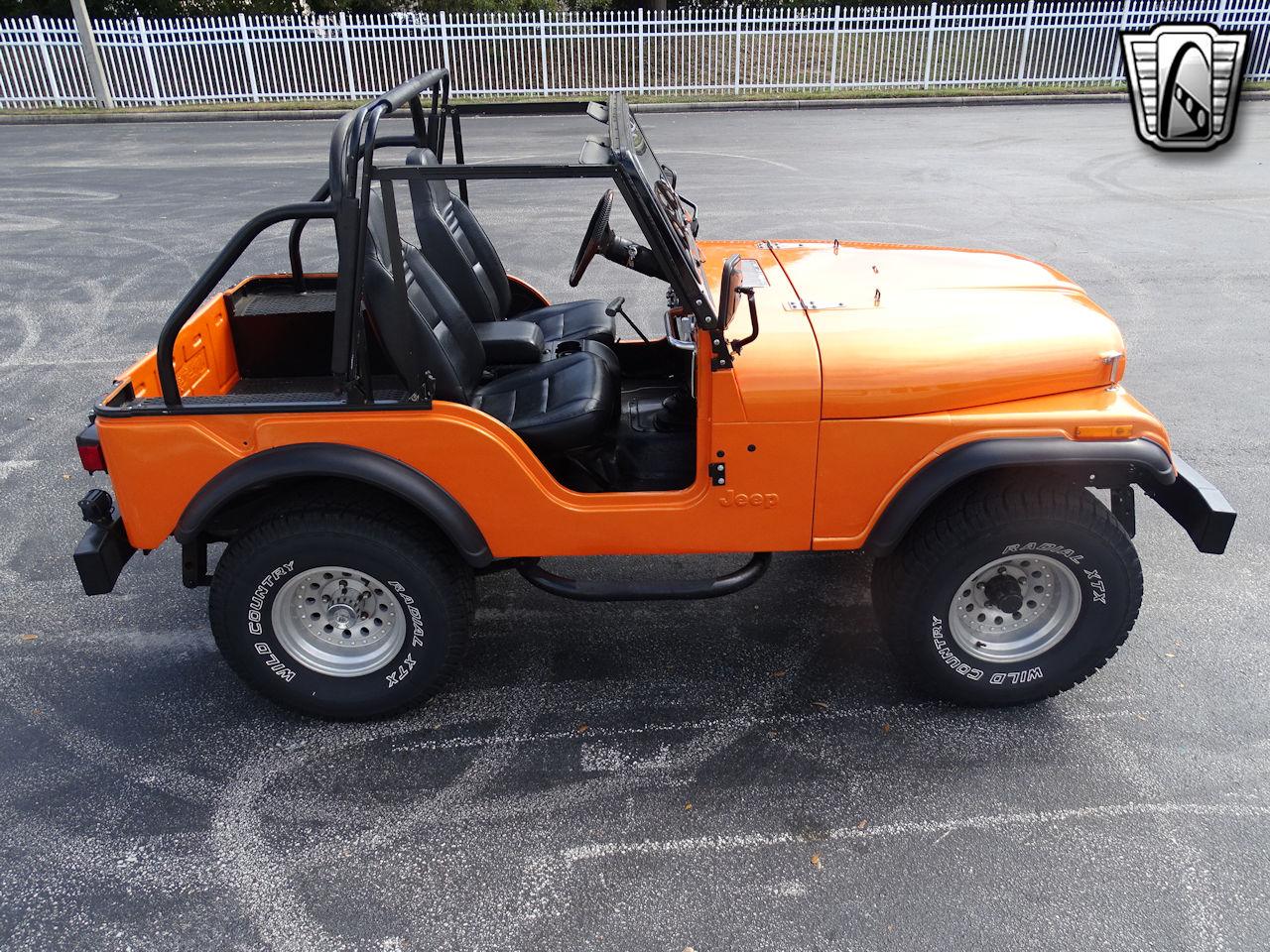 1976 Jeep CJ5 19