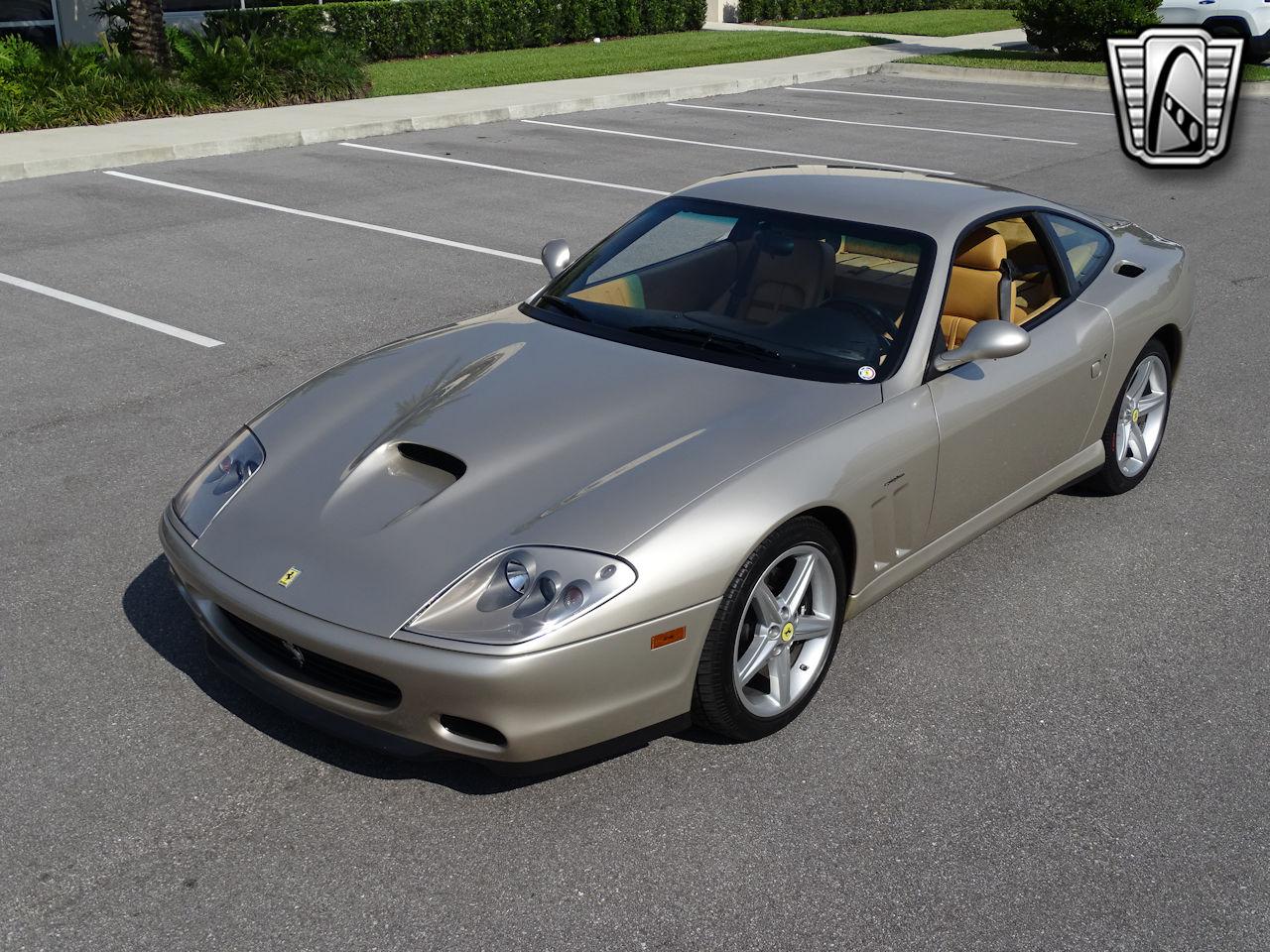 2003 Ferrari 575M 5