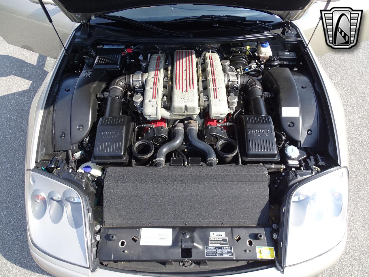2003 Ferrari 575M 7