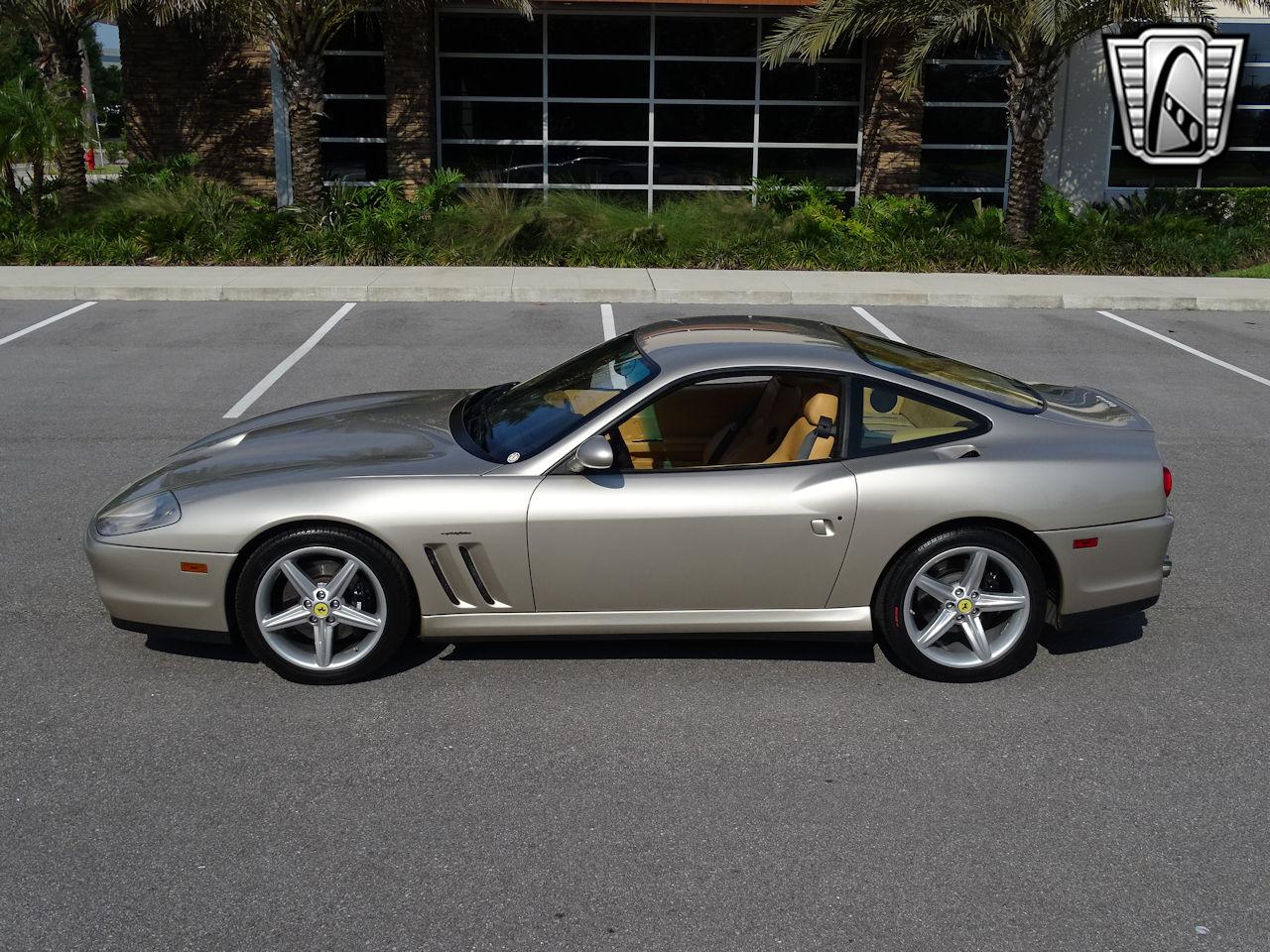 2003 Ferrari 575M 8