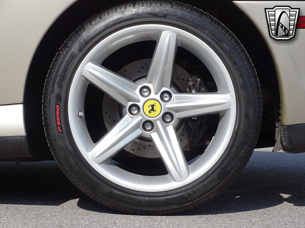 2003 Ferrari 575M 9