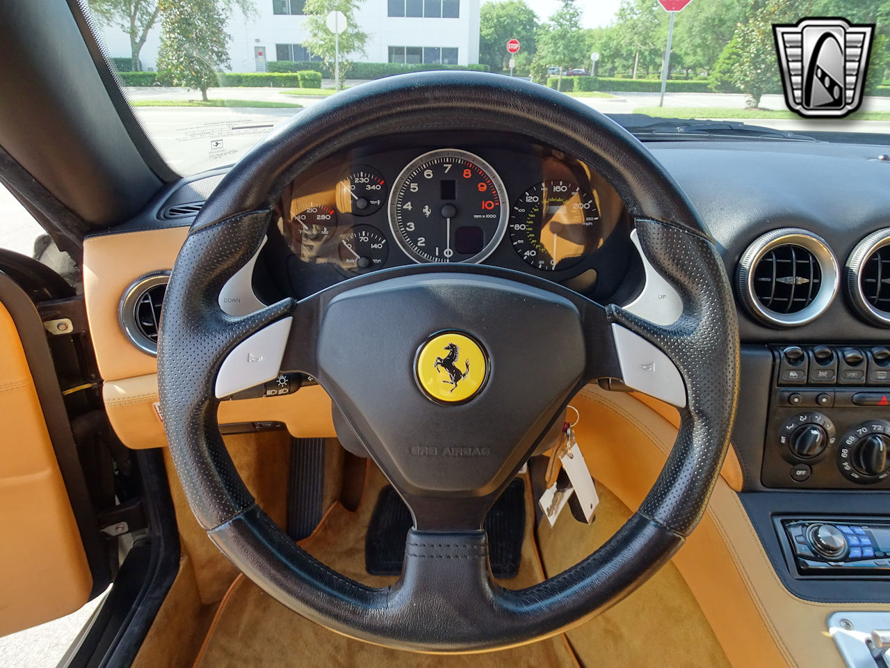 2003 Ferrari 575M 10