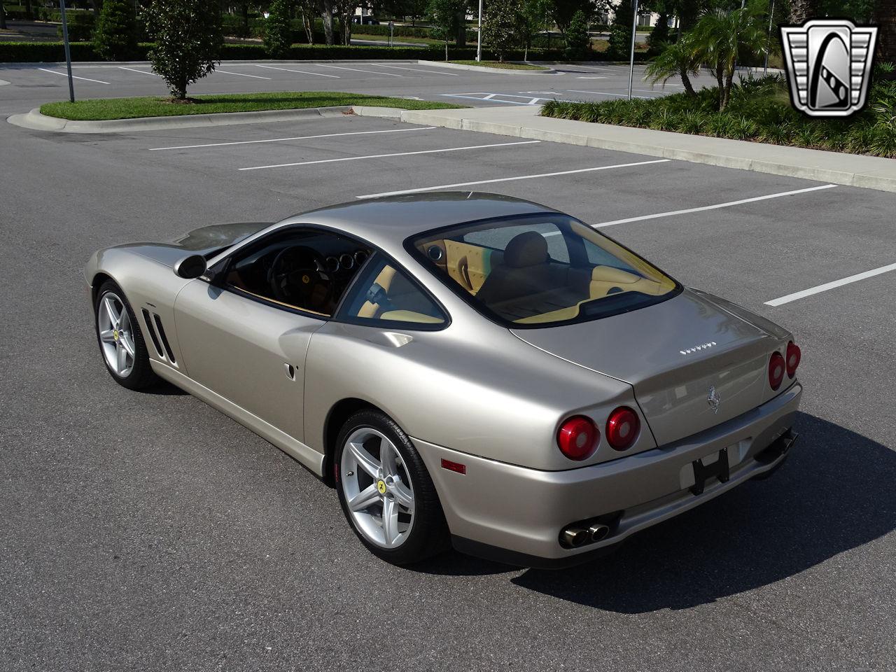 2003 Ferrari 575M 11