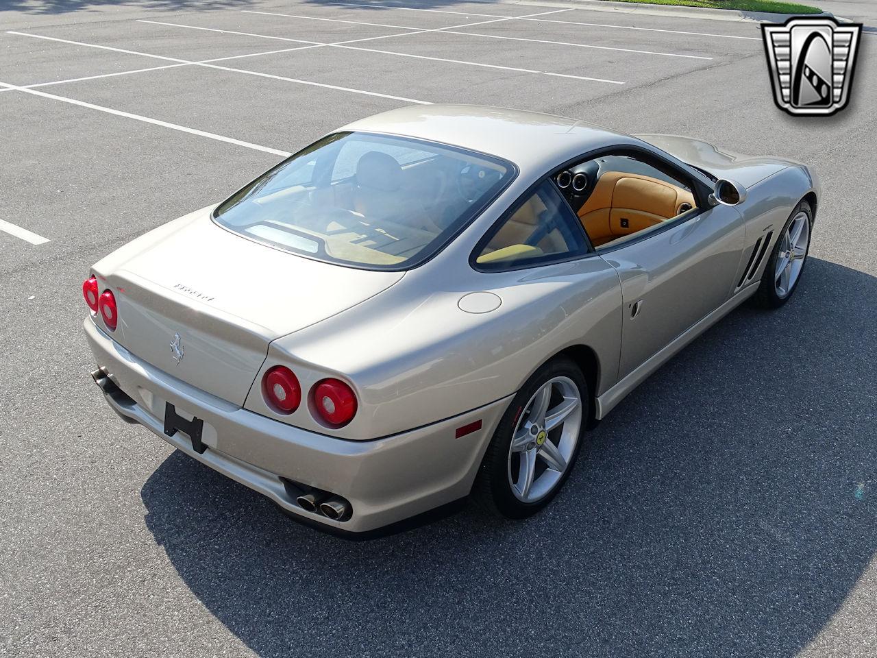 2003 Ferrari 575M 15