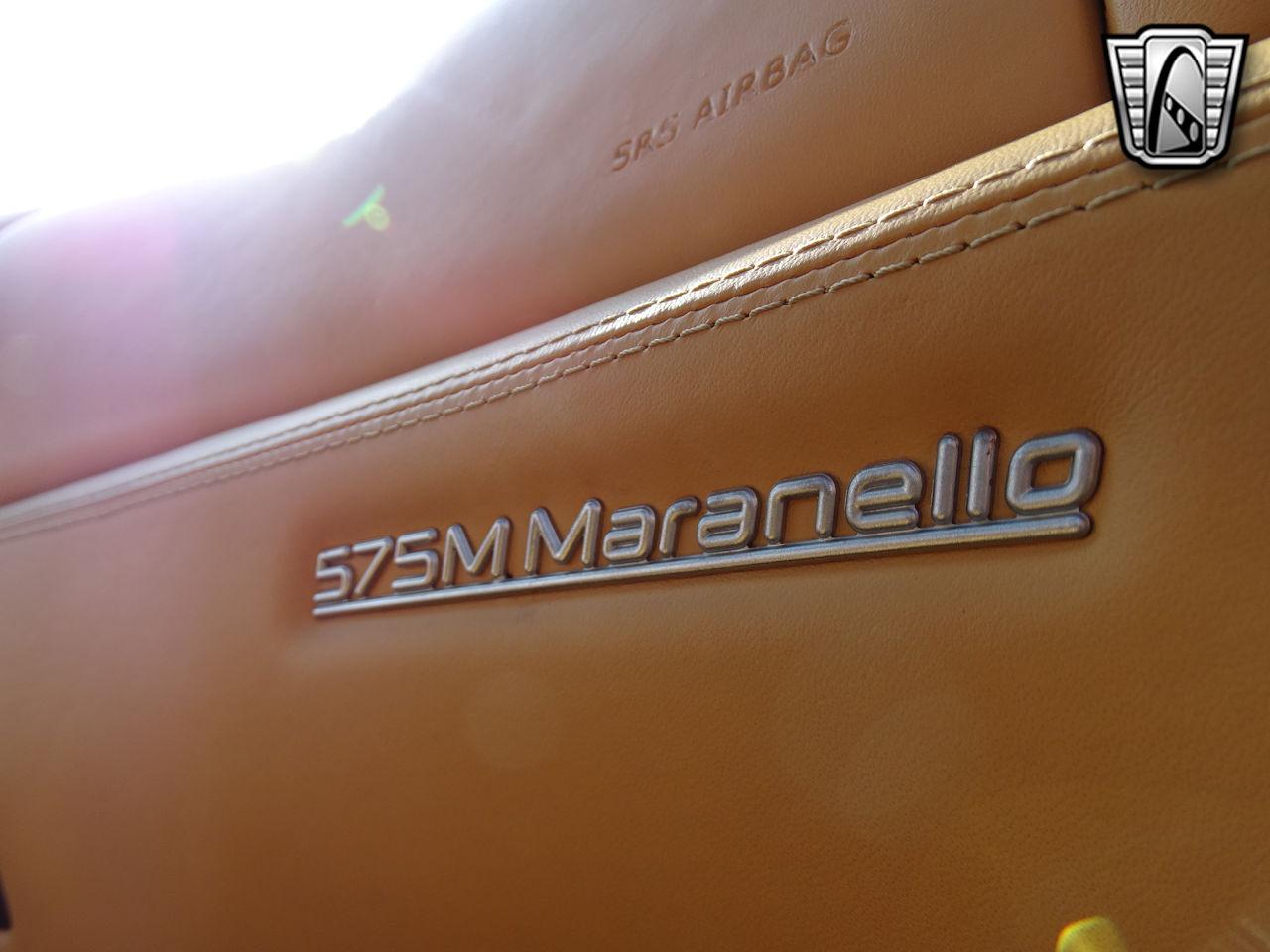 2003 Ferrari 575M 17