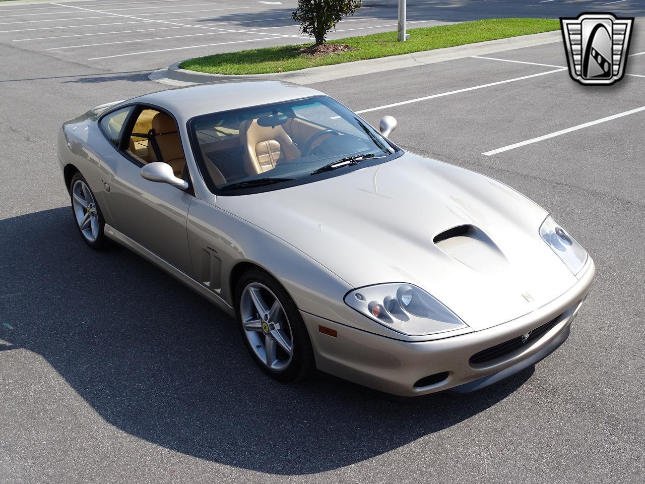 2003 Ferrari 575M 19