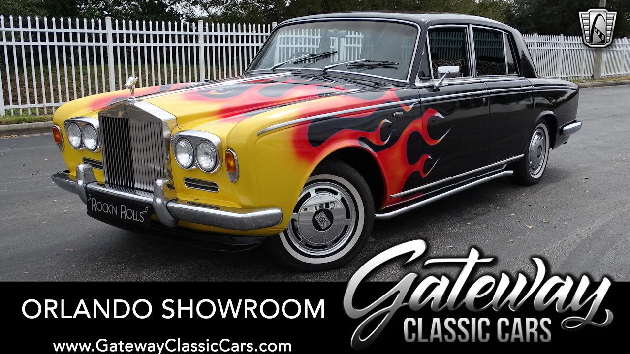 1967 Rolls Royce Silver Shadow 80