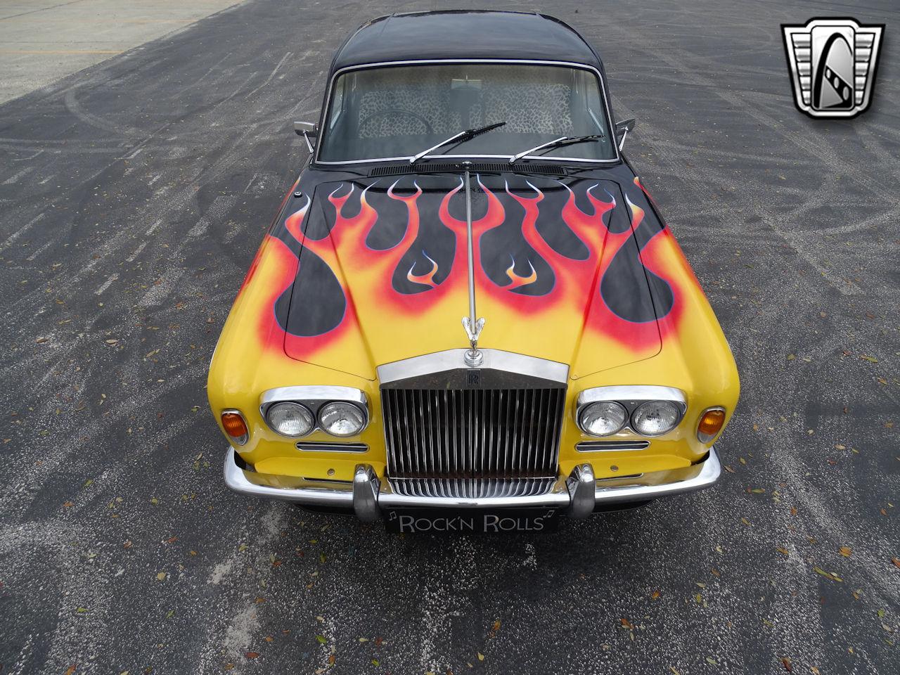 1967 Rolls Royce Silver Shadow 81