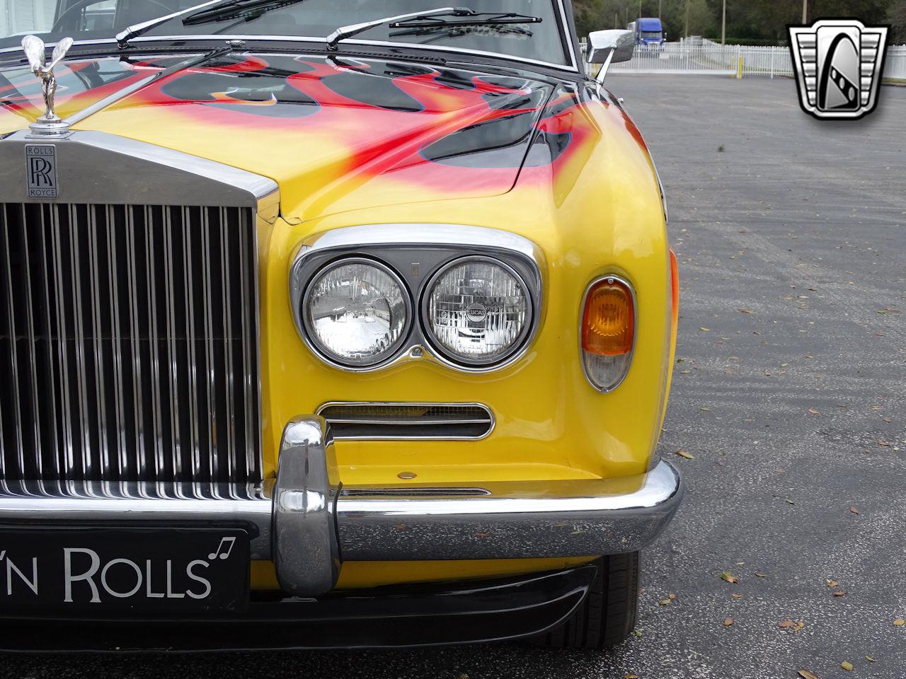 1967 Rolls Royce Silver Shadow 19