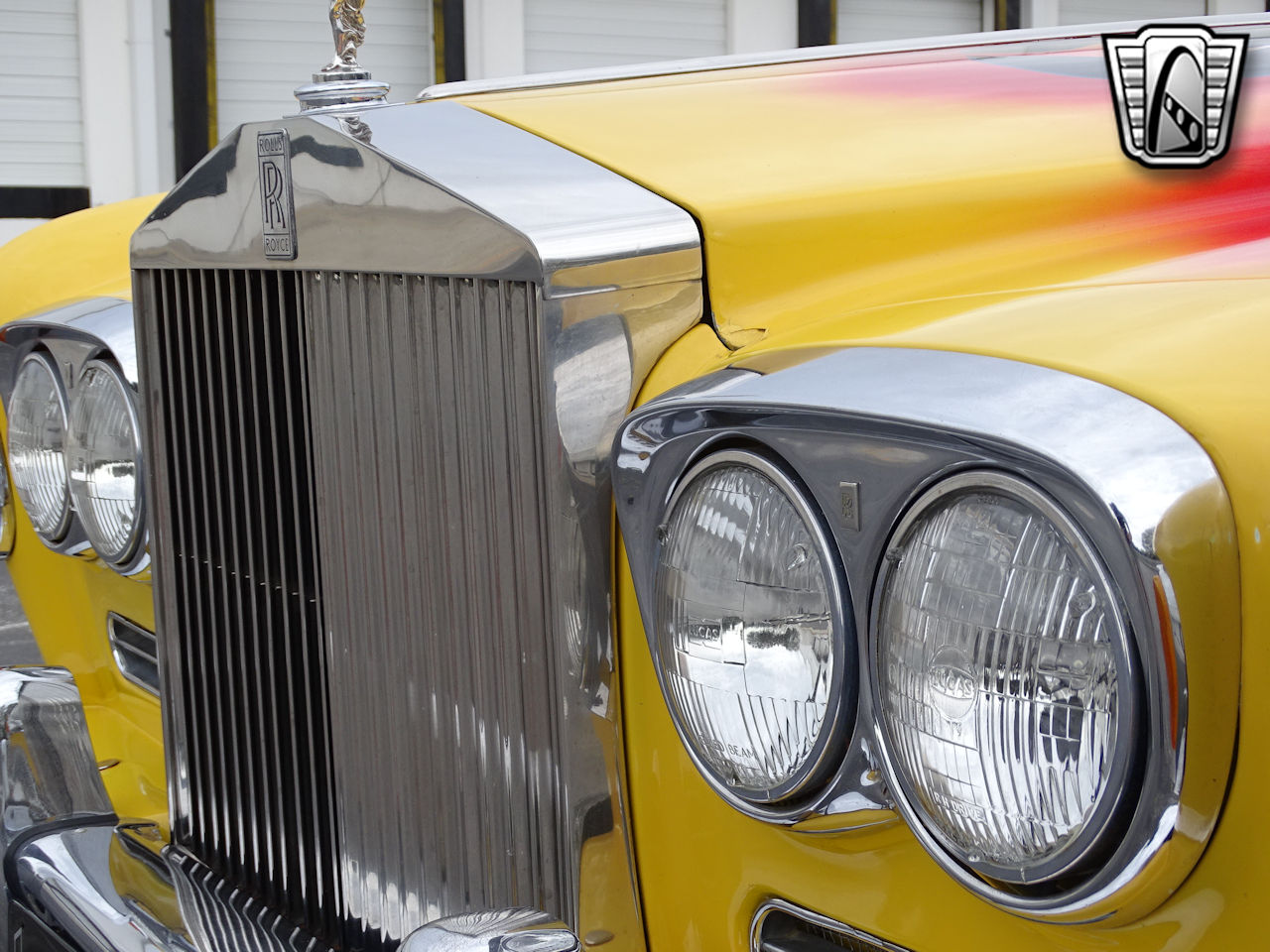 1967 Rolls Royce Silver Shadow 44