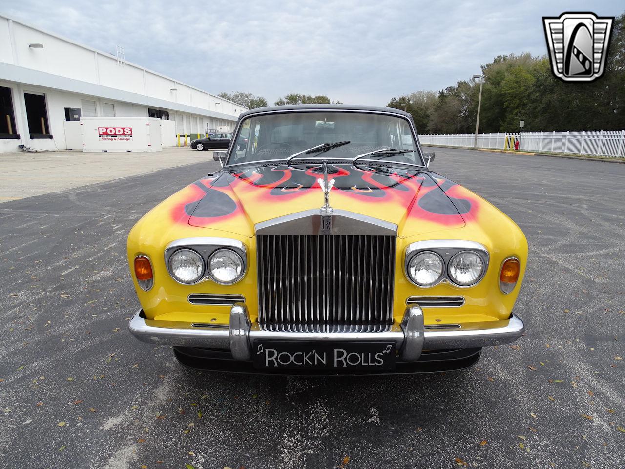 1967 Rolls Royce Silver Shadow 1
