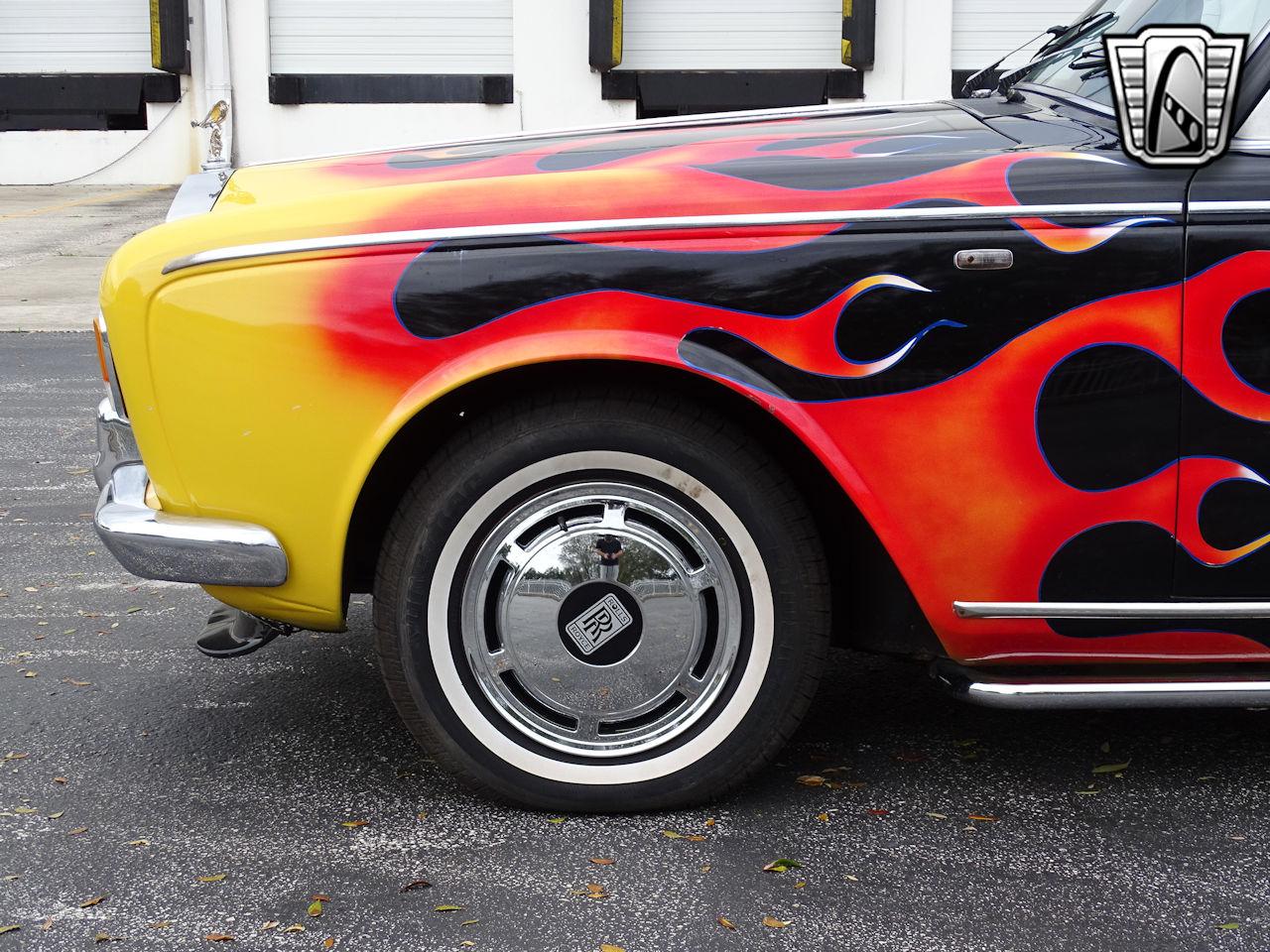 1967 Rolls Royce Silver Shadow 20