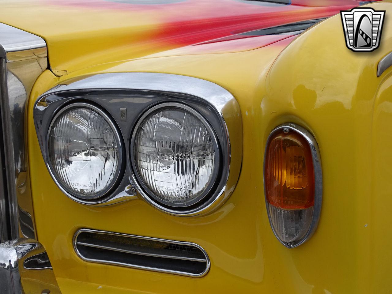 1967 Rolls Royce Silver Shadow 45