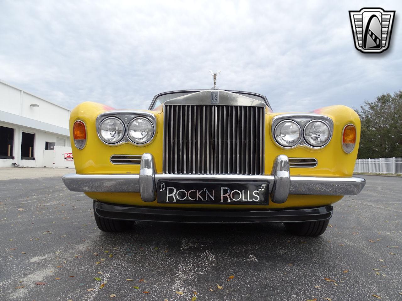 1967 Rolls Royce Silver Shadow 2