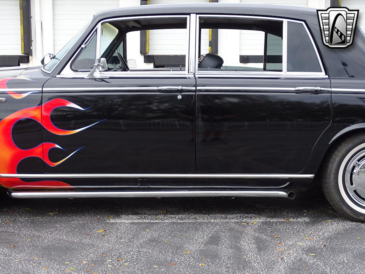 1967 Rolls Royce Silver Shadow 21