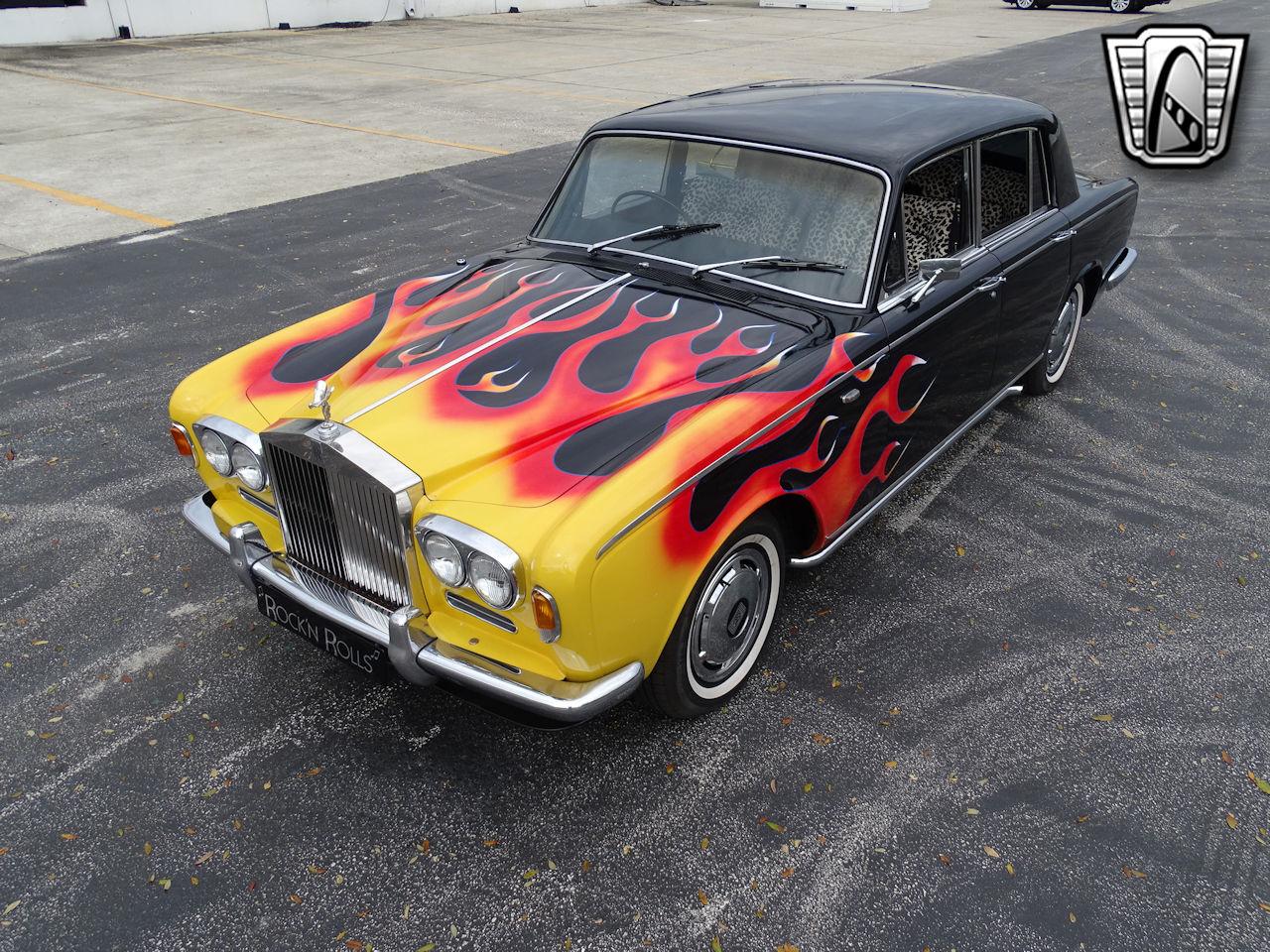 1967 Rolls Royce Silver Shadow 84