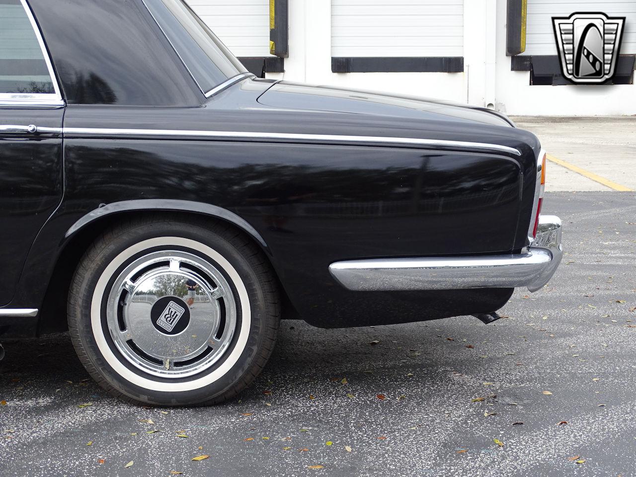 1967 Rolls Royce Silver Shadow 22