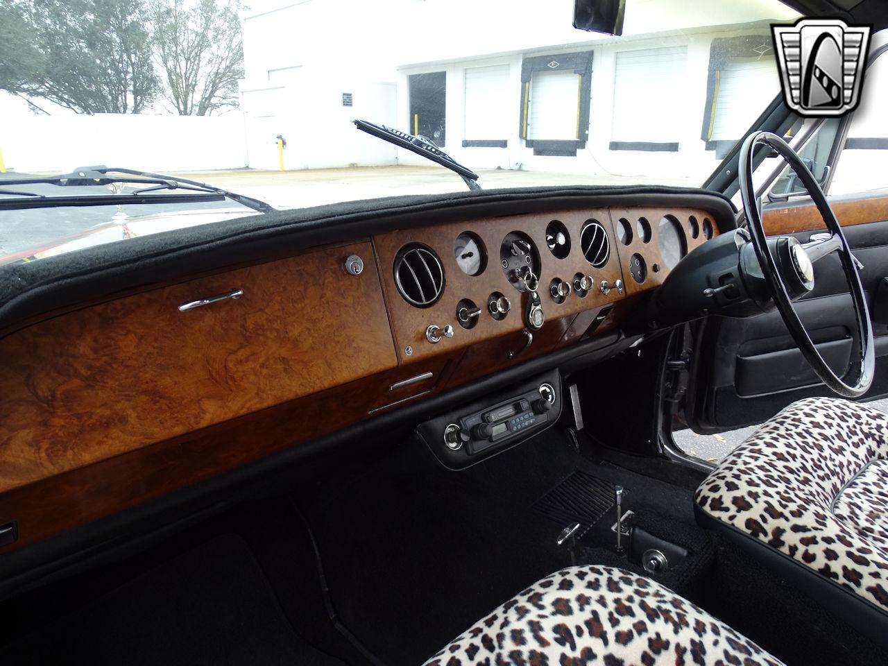 1967 Rolls Royce Silver Shadow 85