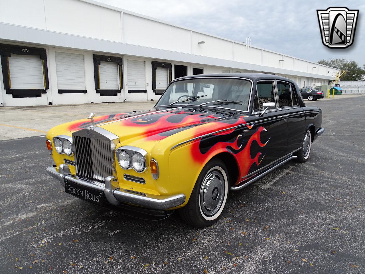 1967 Rolls Royce Silver Shadow 3