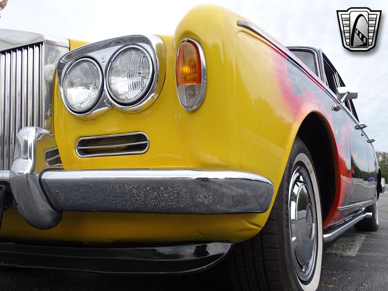 1967 Rolls Royce Silver Shadow 48