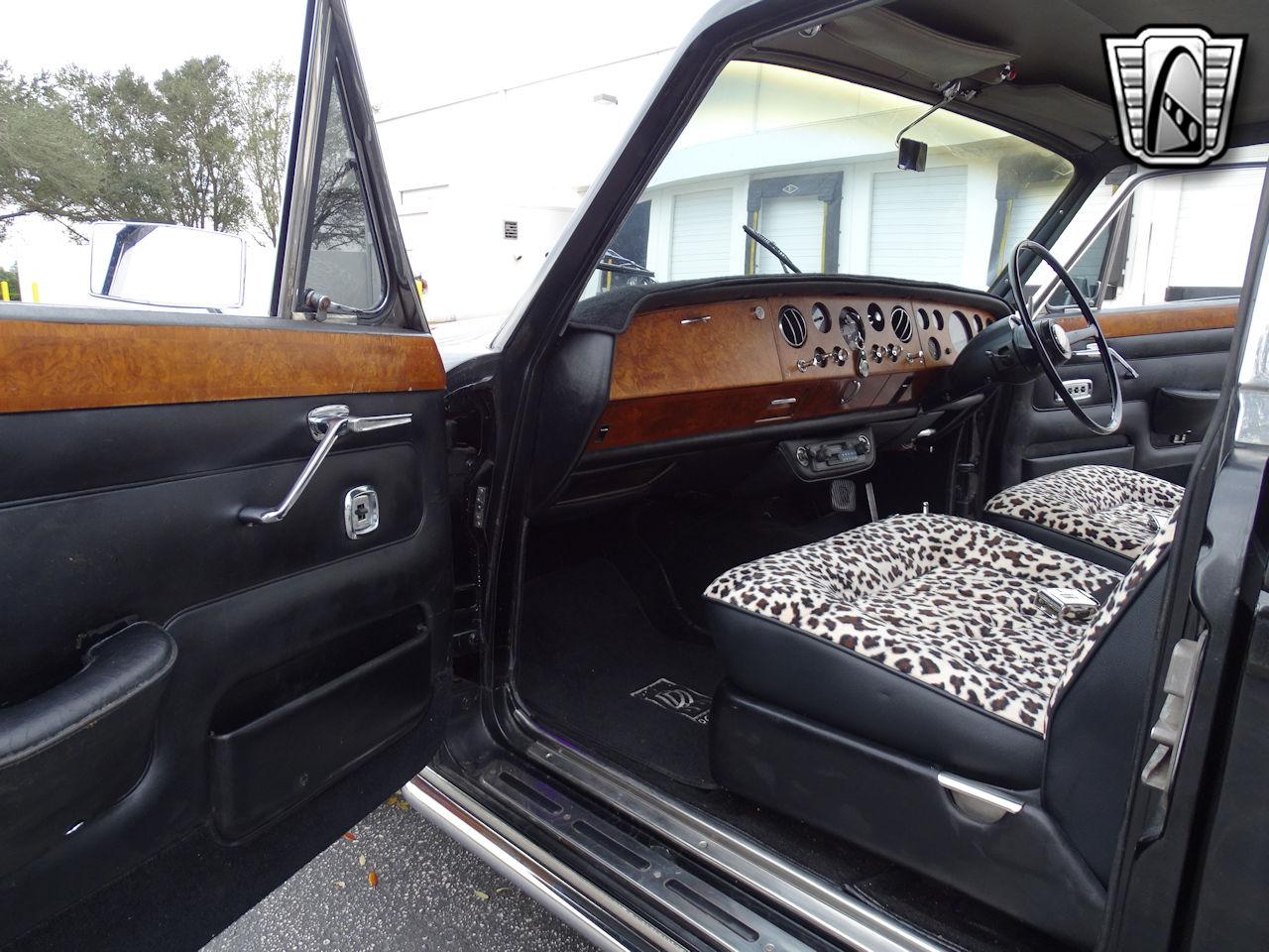 1967 Rolls Royce Silver Shadow 71