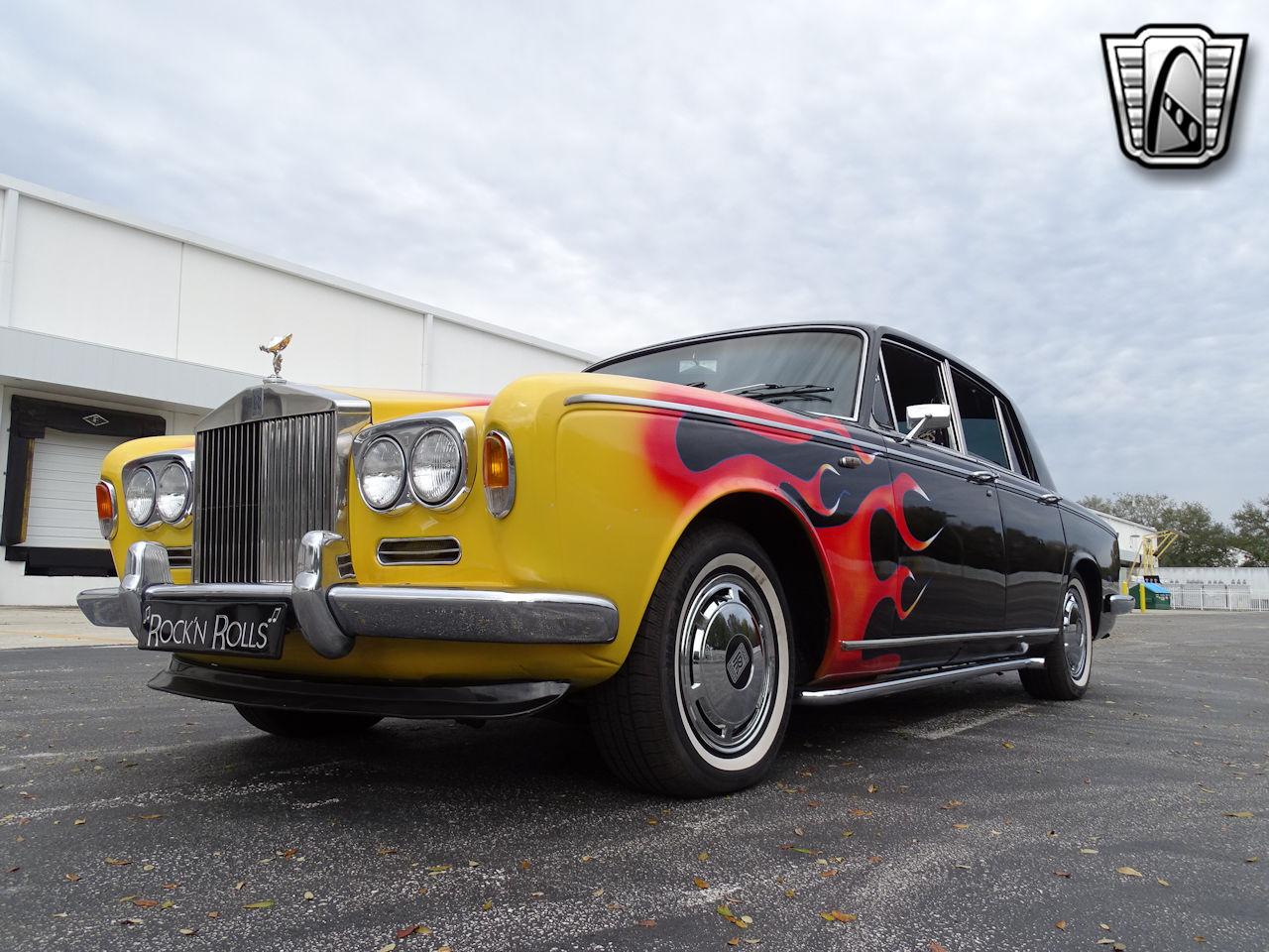 1967 Rolls Royce Silver Shadow 4