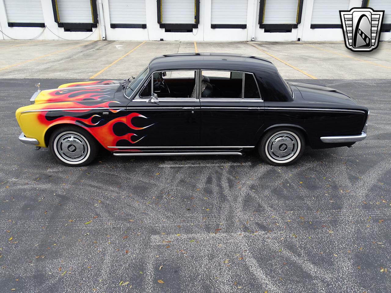 1967 Rolls Royce Silver Shadow 88