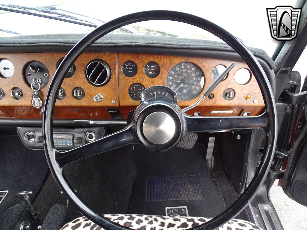 1967 Rolls Royce Silver Shadow 72