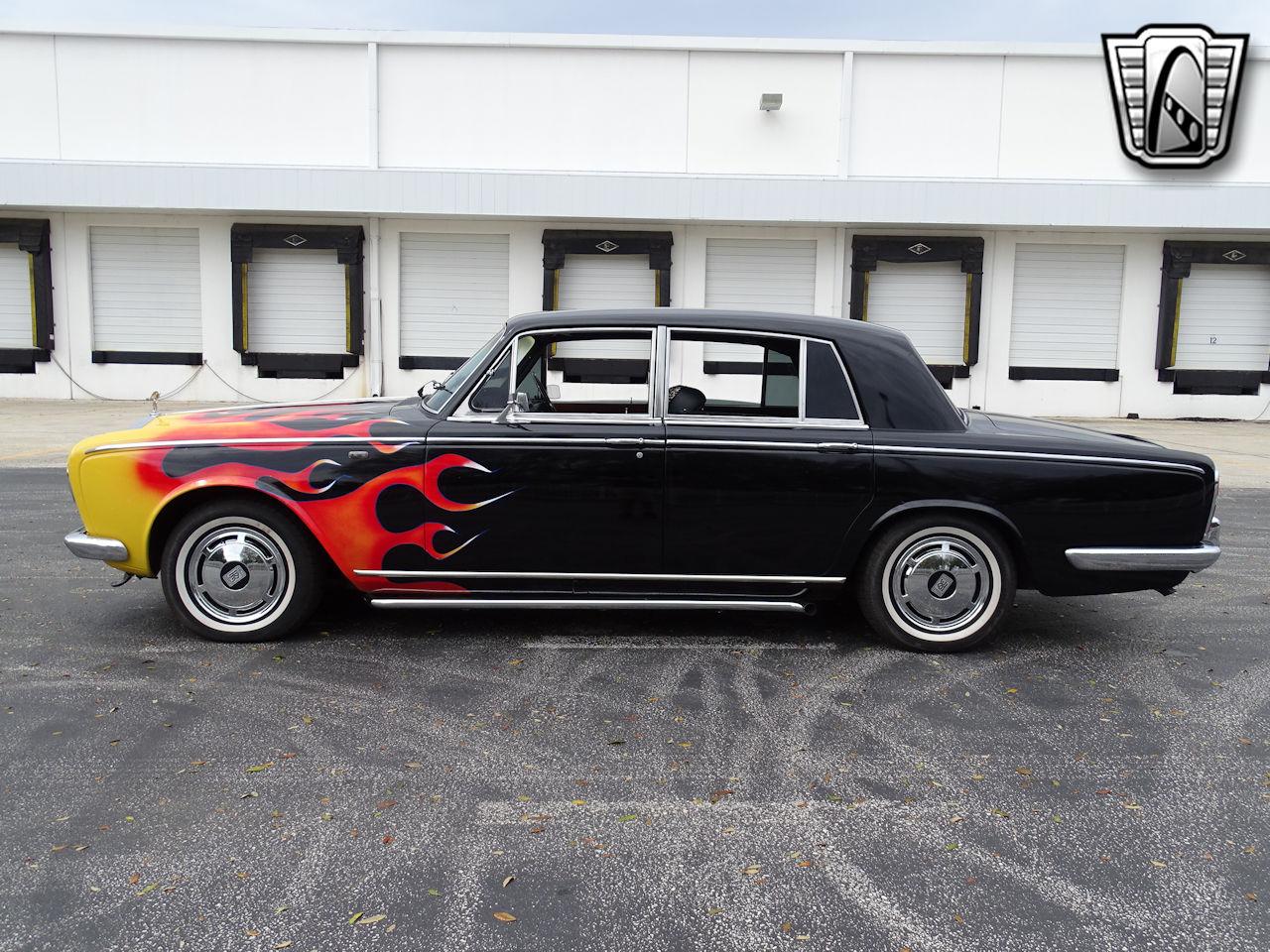 1967 Rolls Royce Silver Shadow 5