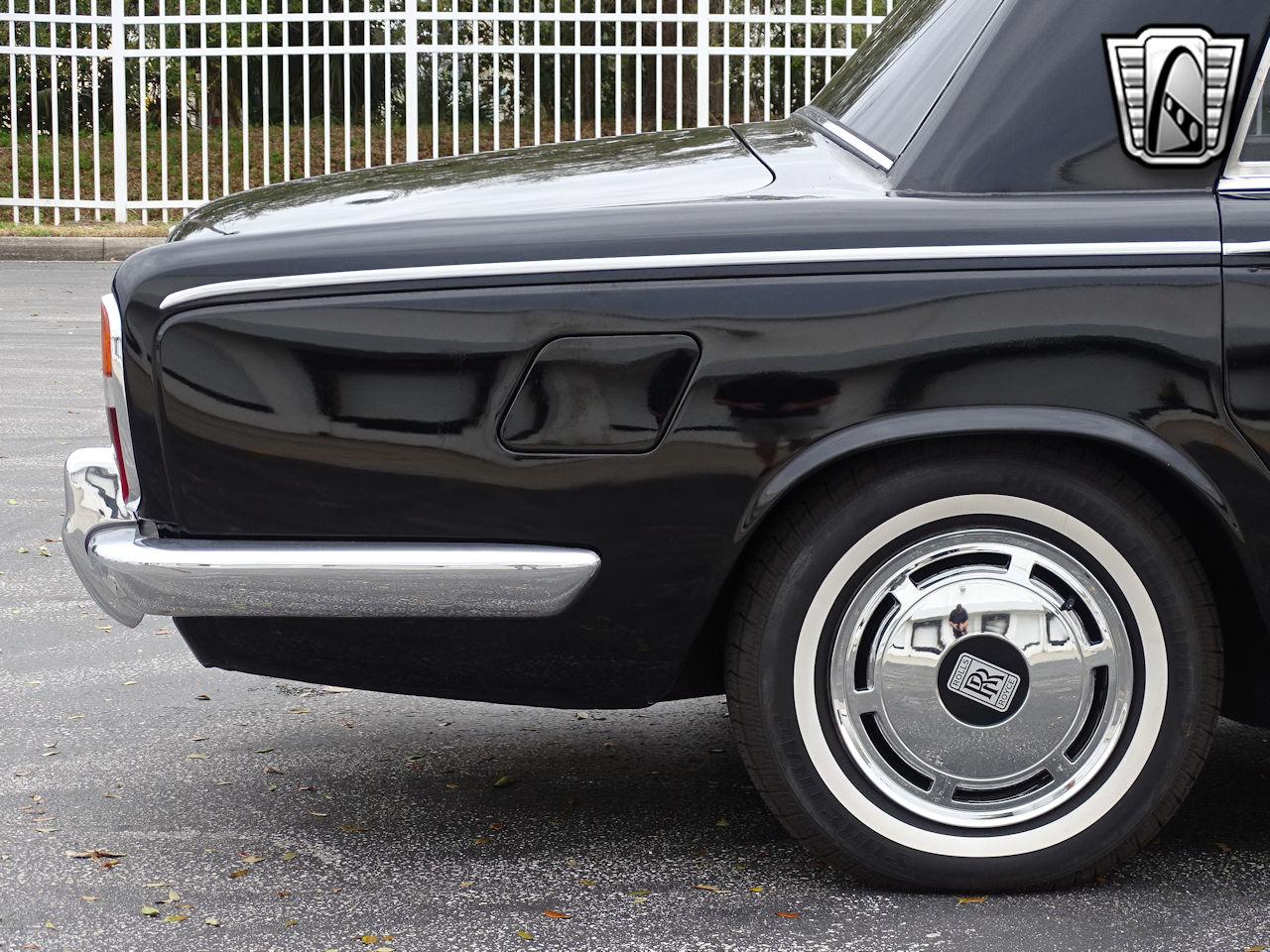 1967 Rolls Royce Silver Shadow 26