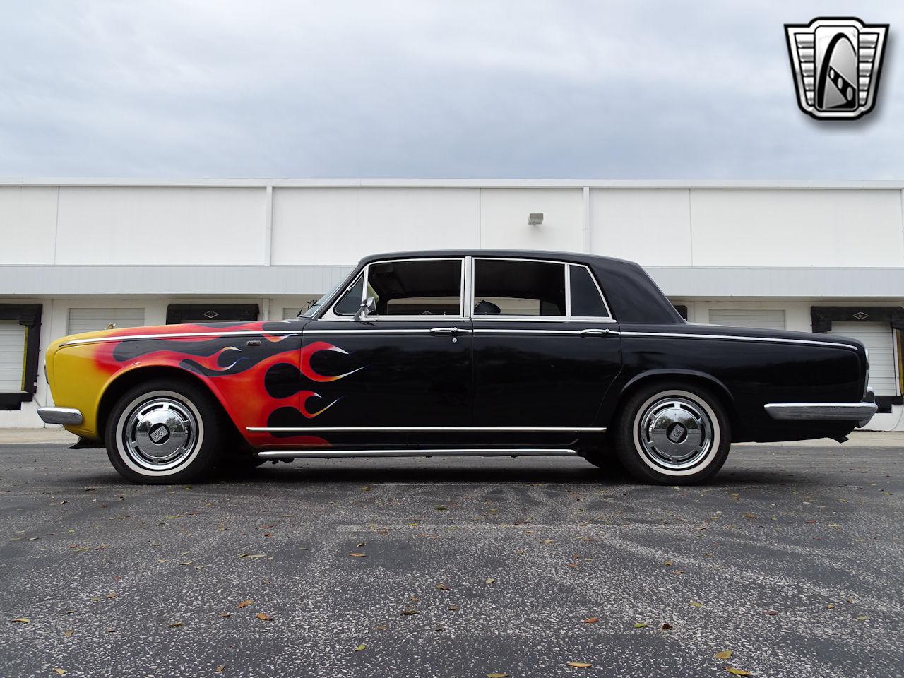 1967 Rolls Royce Silver Shadow 6