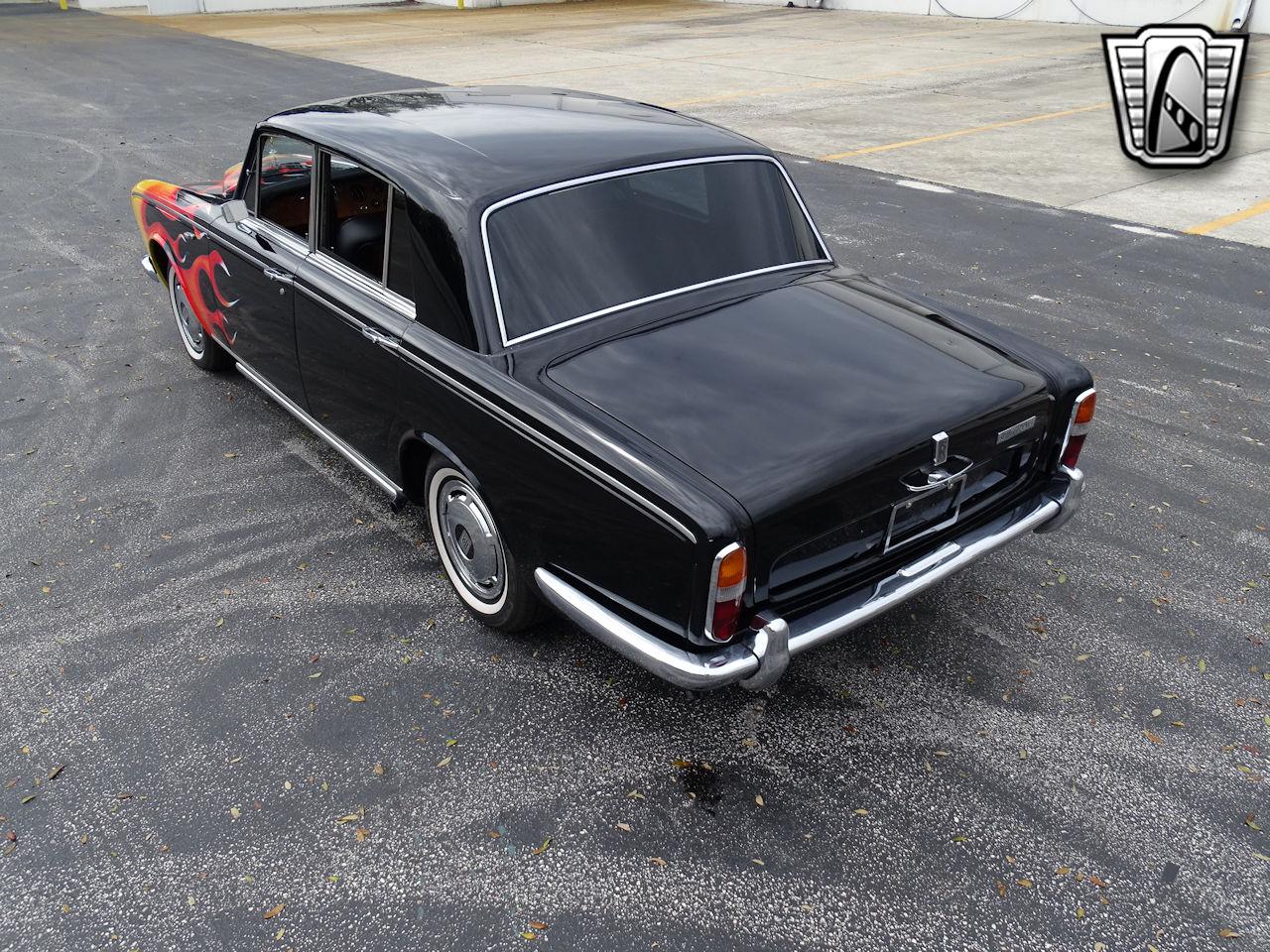 1967 Rolls Royce Silver Shadow 90
