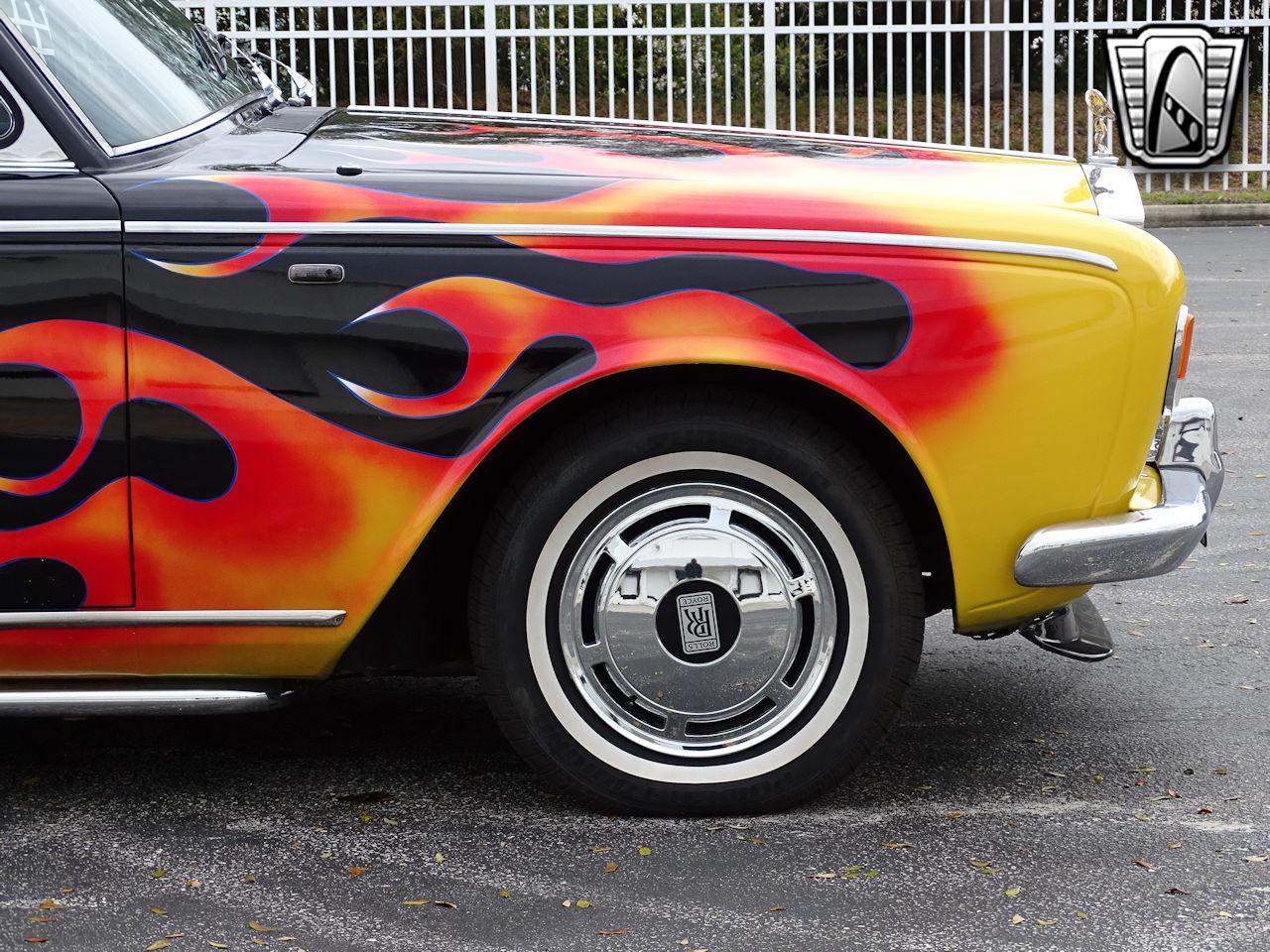 1967 Rolls Royce Silver Shadow 28