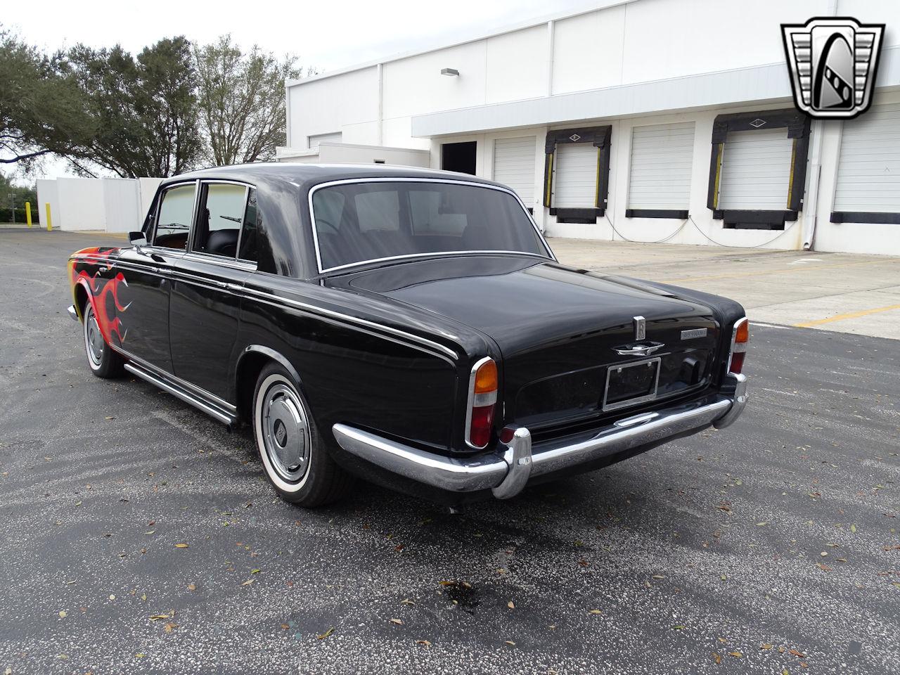 1967 Rolls Royce Silver Shadow 7