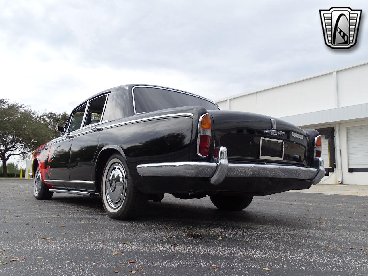 1967 Rolls Royce Silver Shadow 8