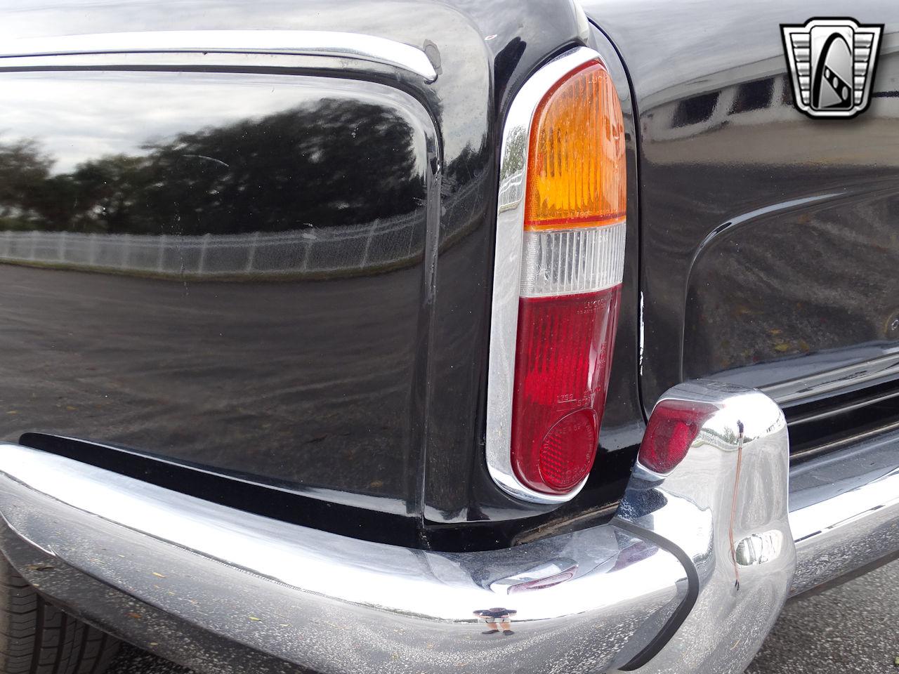1967 Rolls Royce Silver Shadow 55