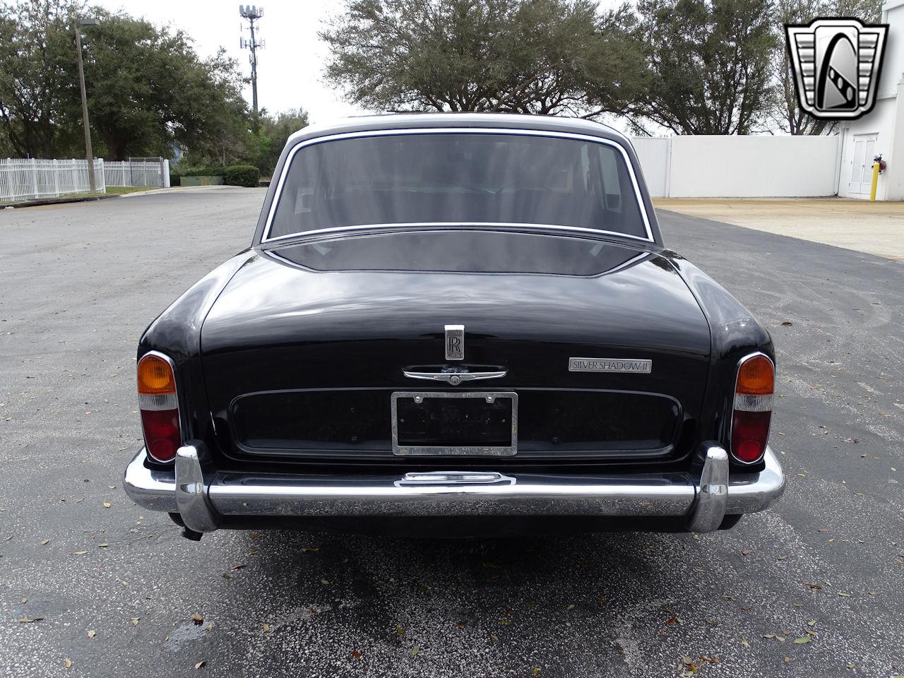 1967 Rolls Royce Silver Shadow 9