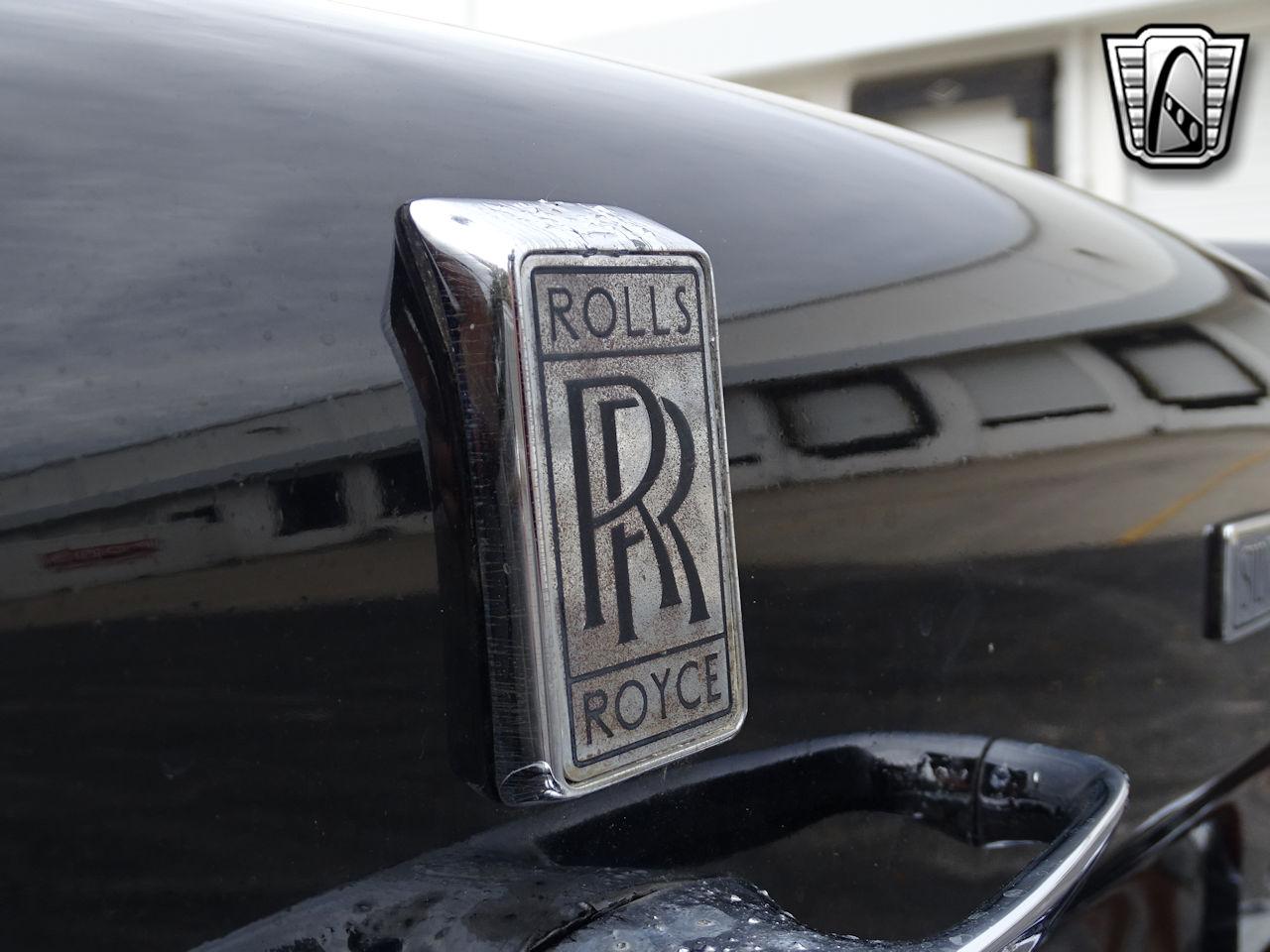 1967 Rolls Royce Silver Shadow 57