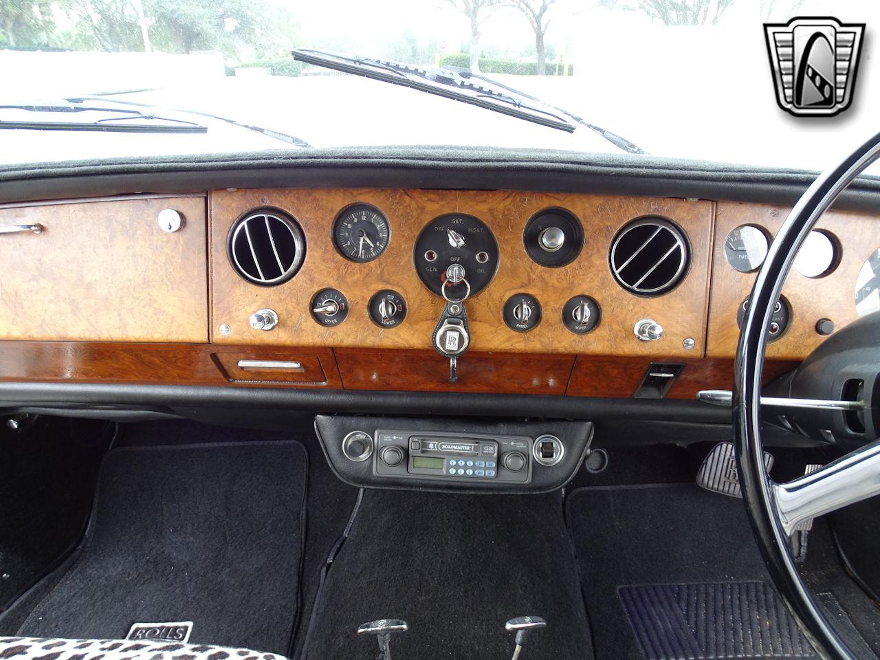 1967 Rolls Royce Silver Shadow 94