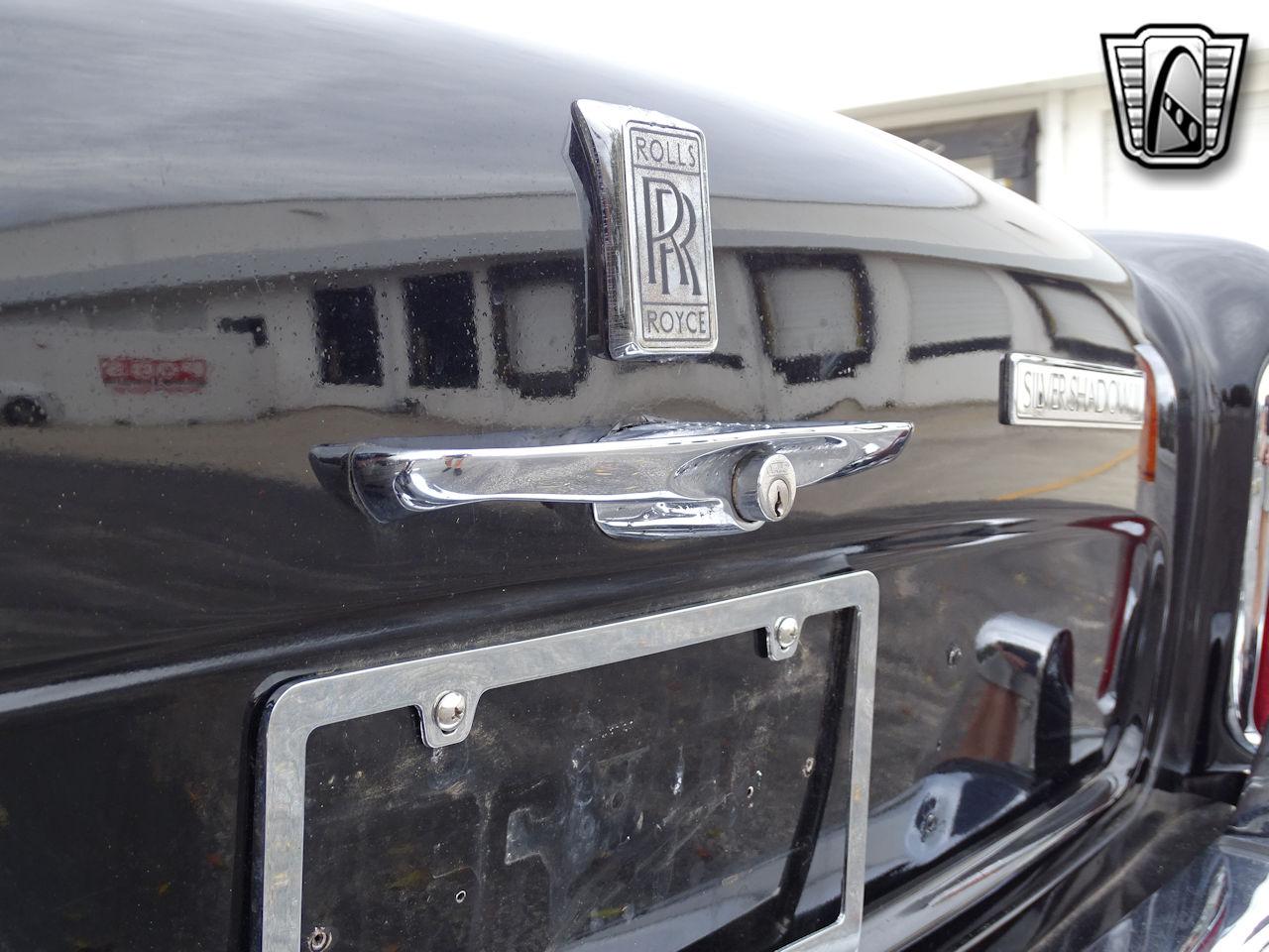 1967 Rolls Royce Silver Shadow 58