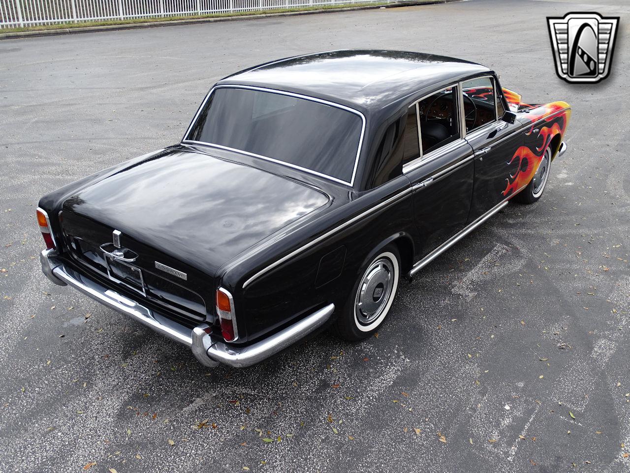 1967 Rolls Royce Silver Shadow 95