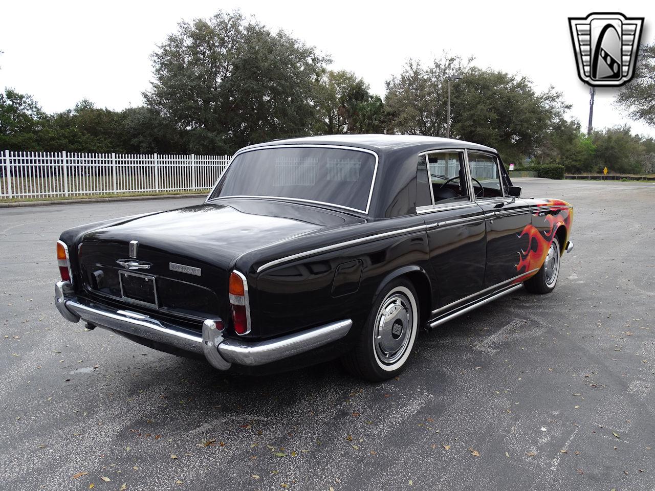 1967 Rolls Royce Silver Shadow 11