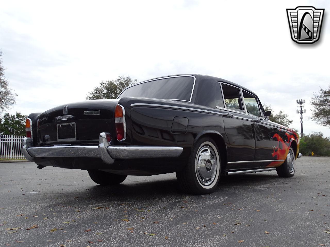 1967 Rolls Royce Silver Shadow 12