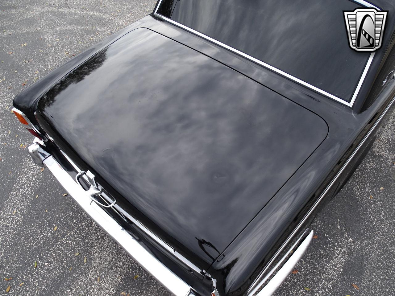 1967 Rolls Royce Silver Shadow 36